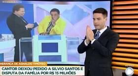 Bacci abre testamento e expõe Silvio Santos