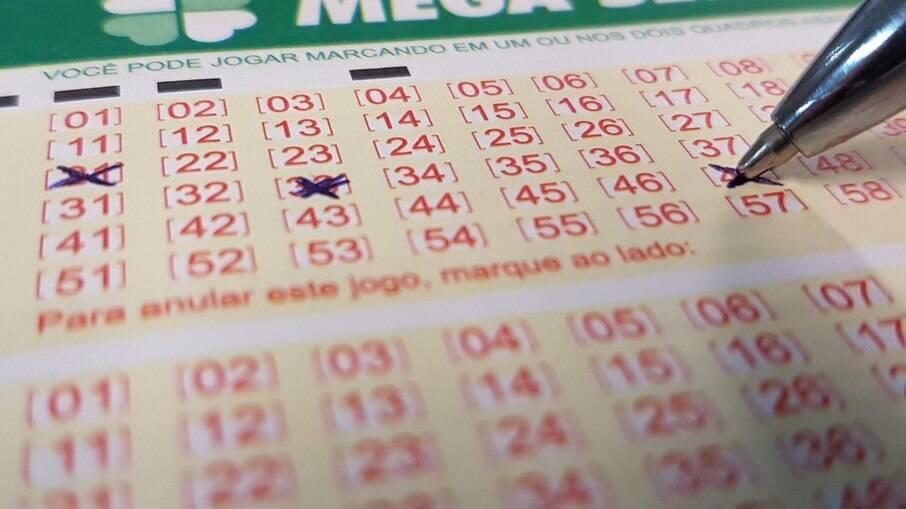Mega-Sena acumula e premio vai a R$ 33 milhões; veja os números sorteados