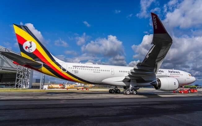 Uganda Airways receberá segunda unidade do raro Airbus A330-800neo