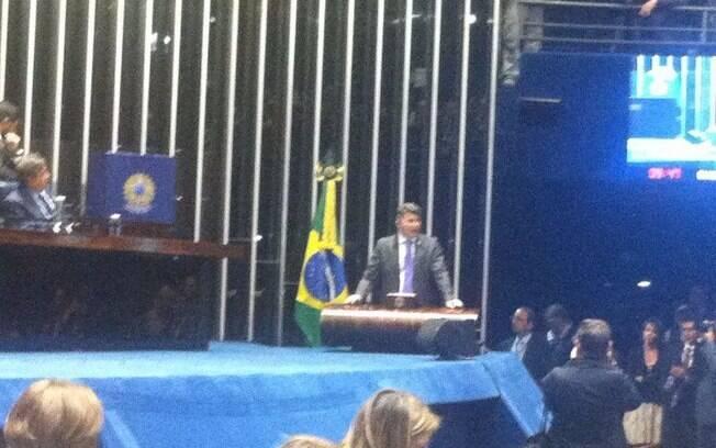 O senador José Medeiros (PSD-MT) propõe que os senadores sejam