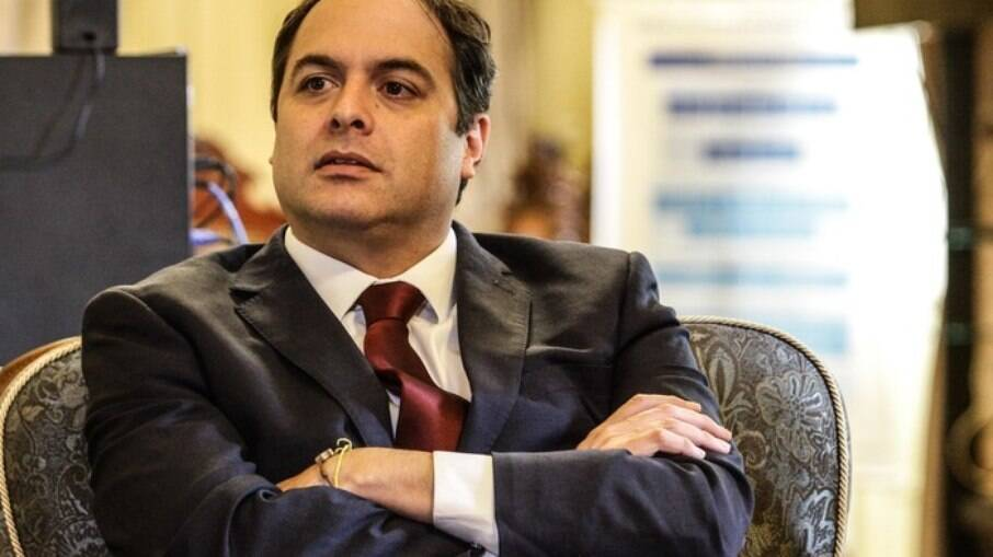 Governador de Pernambuco Paulo Câmara