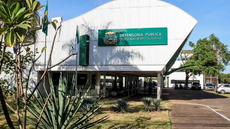 Defensoria Pública do Mato Grosso