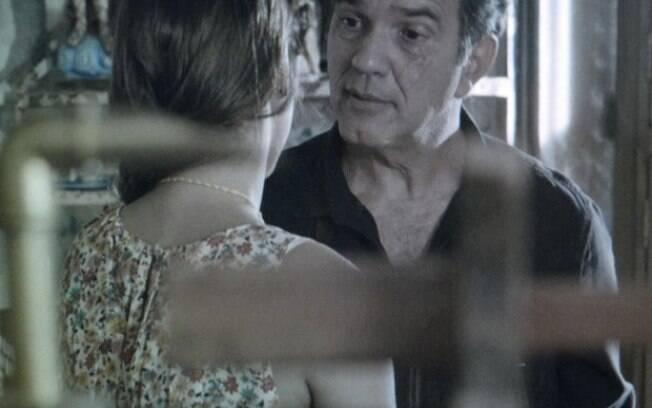 Virgílio diz que vai mais vezes ao haras de Shirley