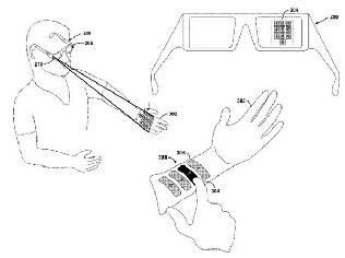 Google registra patente de projetor para óculos com Android