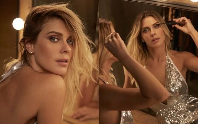 Maquiador de Carolina Dieckmann ensina tutorial de maquiagem para copiar visual e não ter erro no 'fresh look'
