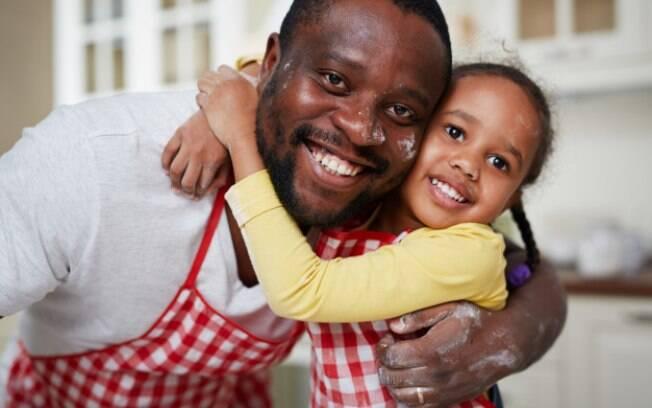 Traga o seu pai para a cozinha e faça um dia especial para ele!