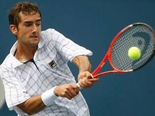 O tenista croata chegou a ocupar a nona posição do ranking mundial em 2010 e está sem jogar desde junho