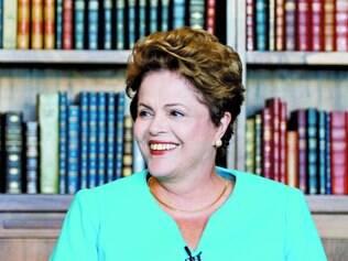 Posição. Dilma Rousseff defendeu a presidente da Petrobras, Graça Foster, e afirmou que a empresa melhorou sua gestão neste período