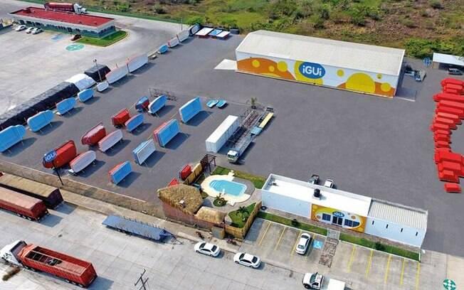 iGUi, marca especializada na fabricação de piscinas, está entre as franquias nacionais em expansão internacional