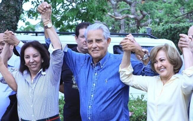 Joaquim Roriz foi governador do Distrito Federal por quatro vezes