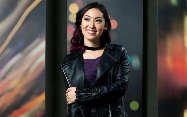 Ana Hikari está sempre em movimento: a atriz faz várias atividades físicas, tem a agenda cheia e não recusa trabalho