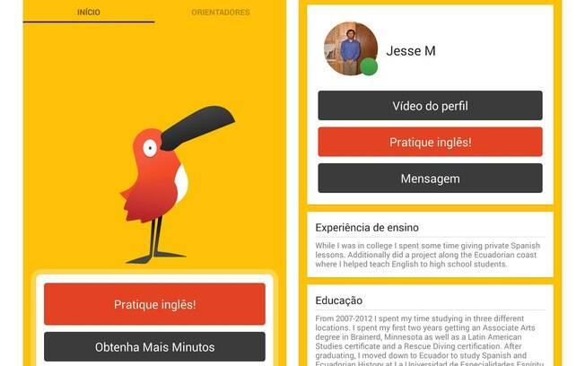 Aplicativo Cambly conecta pessoas fluentes em um idioma com aqueles que desejam aperfeiçoar suas habilidades. Disponível para Android, iOS e na web