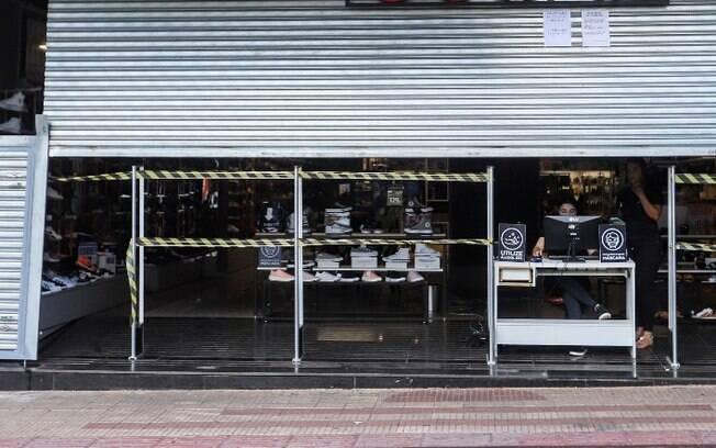 Comércio: empresários relatam dificuldades durante fases restritivas