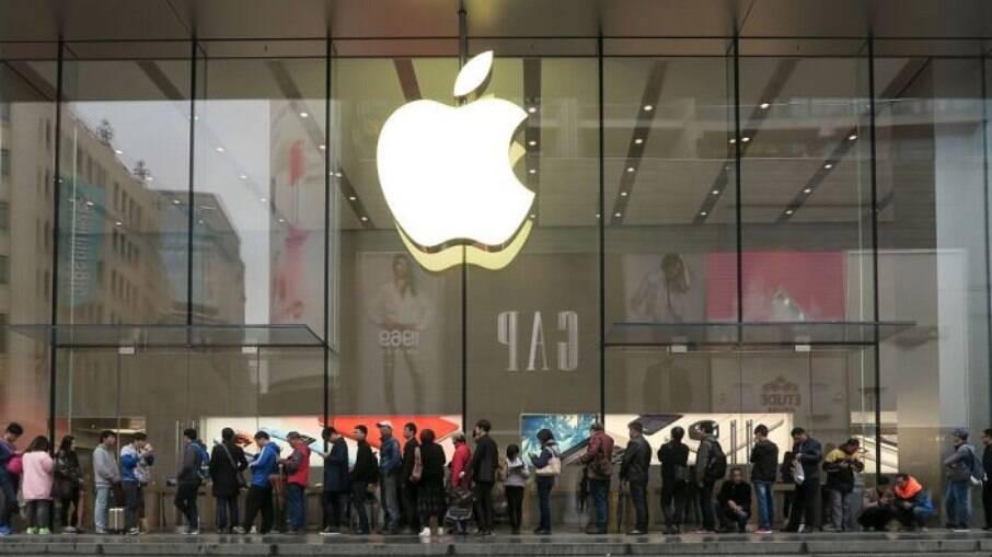Apple se torna a maior fabricante de celulares do mundo