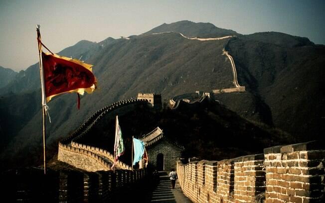 Por que não conhecer a Grande Muralha da China?