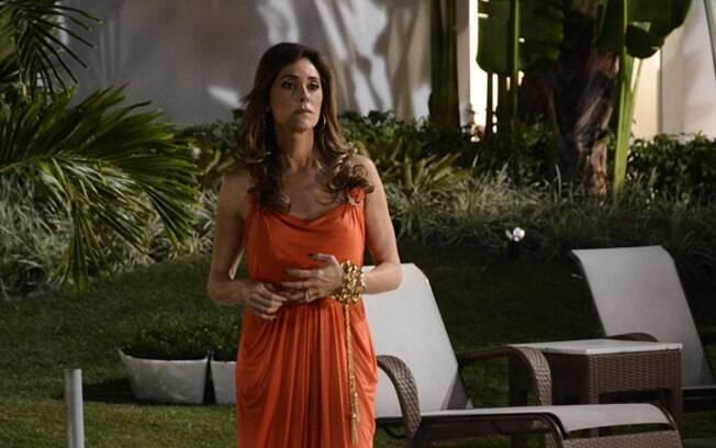 A vilã Tereza Cristina ainda tentará matar outras pessoas em