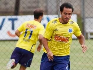 Martinuccio quer dar sua parcela de contribuição na luta celeste pela liderança do Brasileiro
