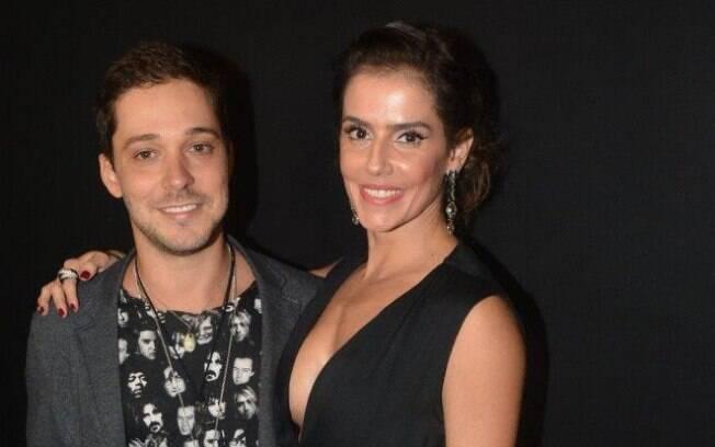 Deborah Secco e o namorado Brunno Torres