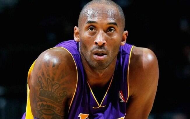 Kobe Bryant morreu aos 41 anos