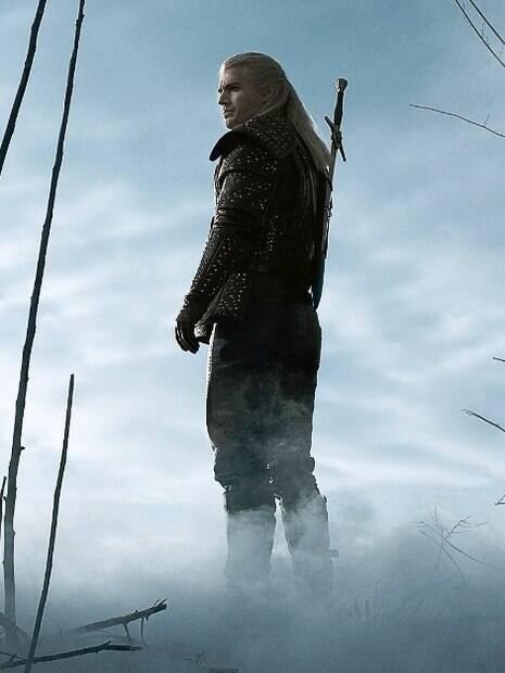 Henry Cavill, Geralt, The Witcher