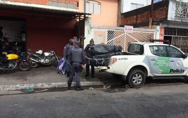 Polícia Militar Ambiental fechou cinco fábricas de balões em SP