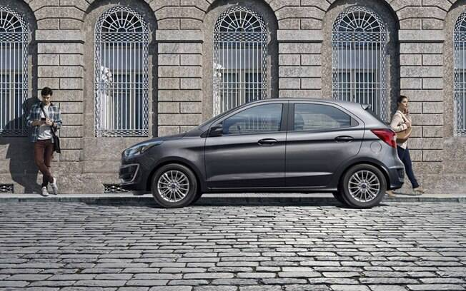 Ford Ka 2019 tem o eficiente 1.0 Ti-VCT, um dos melhores motores de baixa cilindrada do Brasil