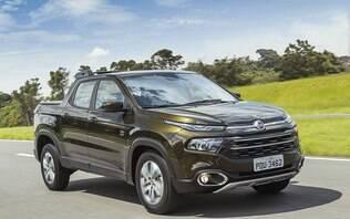 Fiat Toro mantém vendas em alta em abril