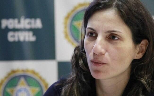 Delegada Bárbara Lomba agora será titular da 11ªDP (Rocinha)