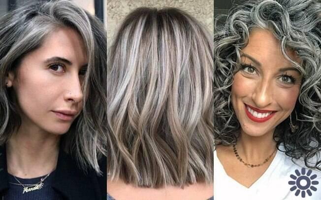 Quer assumir os cabelos brancos? Saiba como
