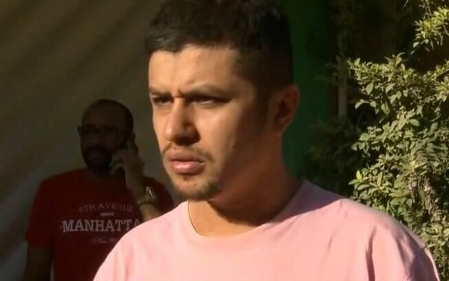 Sobrevivente de desmoronamento na comunidade de Muzema, no Rio de Janeiro, relata desespero durante acidente