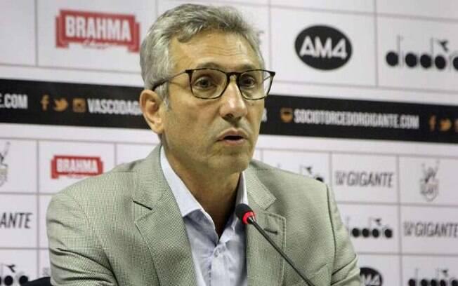 Alexandre Campello%2C presidente do Vasco