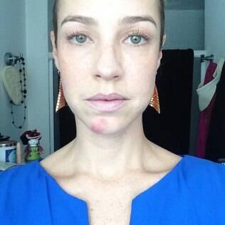 Luana Piovani publica foto no Instagram e gera polêmica
