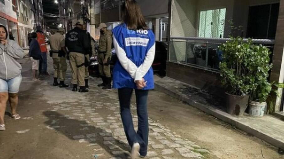 RJ: Prédio em Muzema é liberado pela Defesa Civil após moradores ouvirem estalos
