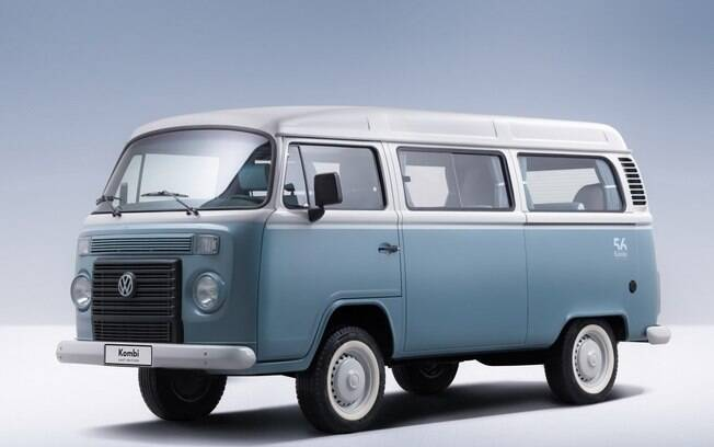 Volkswagen Kombi Last Edition marcou o fim da produção do utilitário no Brasil, no final de 2013