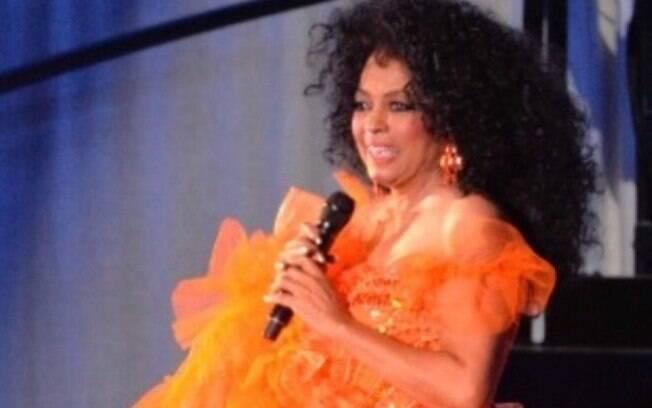Mss Ross falou sobre Aretha Franklin