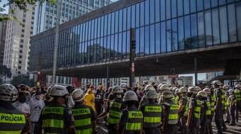"""""""São Paulo possui a melhor PM do Brasil"""", diz secretário de segurança pública"""