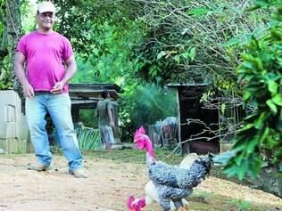 A vítima. O dono dos animais, Raimundo das Graças Miranda, denunciou o furto à polícia para que o acusado tivesse uma lição