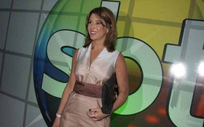 Daniela Beyruti, a diretora artística do SBT