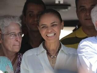 Candidata do PSB oscilou de 33% para 31% na pesquisa CNI/Ibope