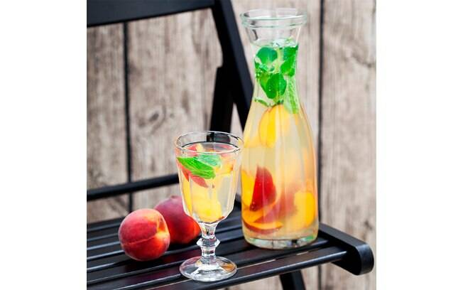 Água alcalinizante e antioxidante