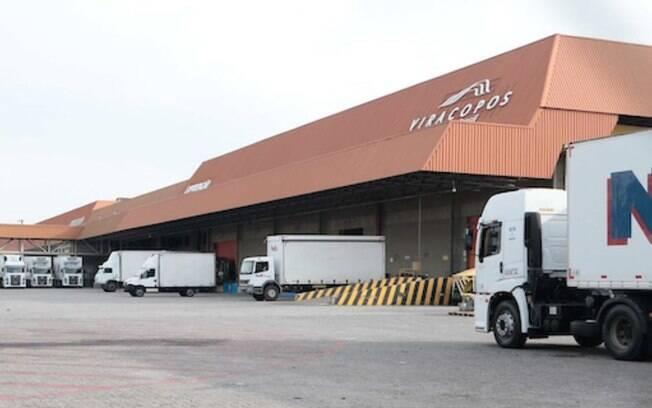 Viracopos tem alta de 52,4% na movimentação de carga em fevereiro