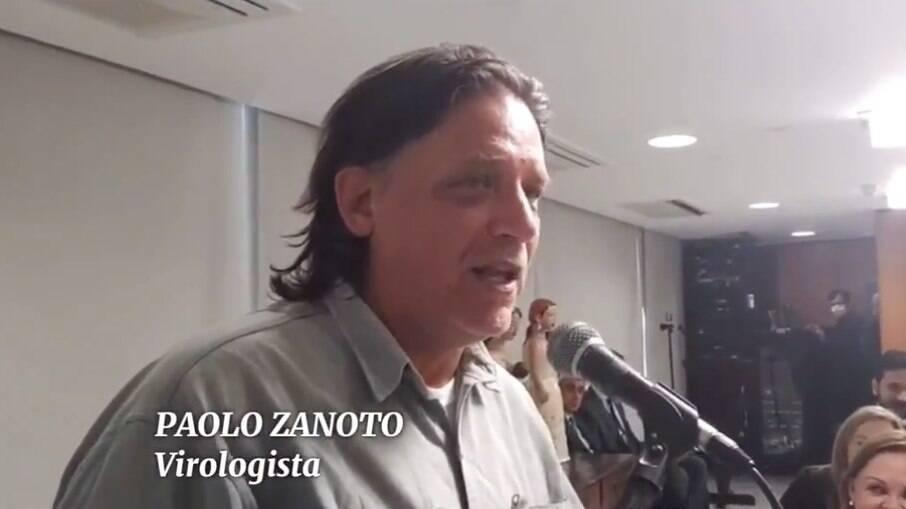 Paolo Zanotto seria o idealizador do 'Ministério Paralelo' da Saúde