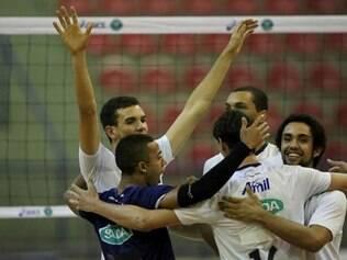 Sada Cruzeiro chegou na final e teve saldo de quatro vitórias em seis jogos