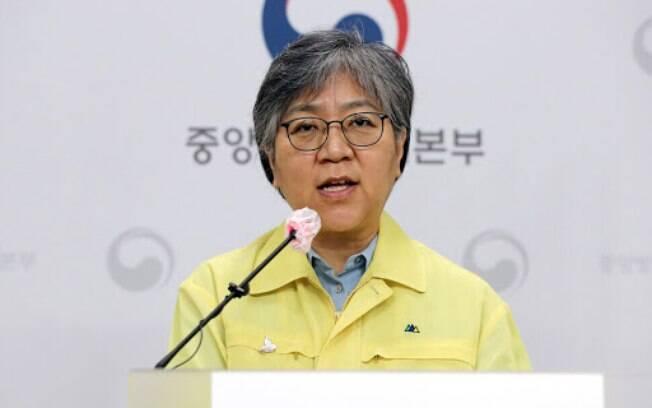 A gestão de Jeong Eun-Kyeong na Coreia do Sul durante a pandemia foi elogiada em todo mundo