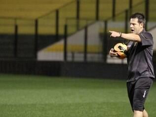 Argel exaltou seu comprometimento com o clube na luta contra o rebaixamento à segunda divisão do Brasileiro