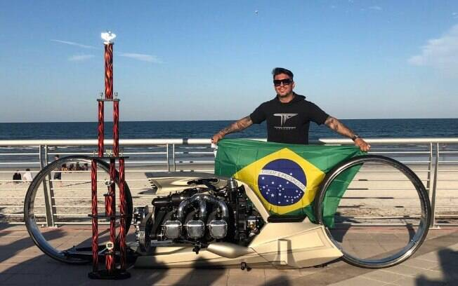 Tarso marques se orgulha que o projeto tem origem, desenvolvimento e ideias 100% brasileiras