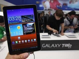 Na visão da Apple, tablets Galaxy copiam iPad sem autorização