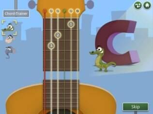 Jogo estimula a aprendizagem de instrumentos musicais