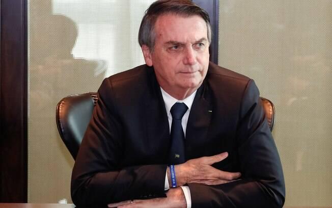 Presidente Jair Bolsonaro terá agenda cheia nesta quinta-feira
