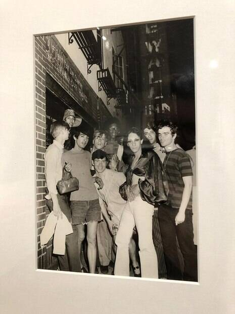 jovens Stonewall